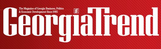 Georgia Trend Magazine logo
