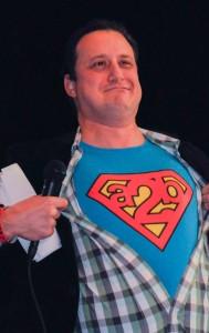 Ayal Latz as Superman