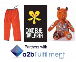 Goodbye Malaria logo