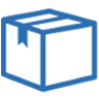 Order Fulfillment Box icon