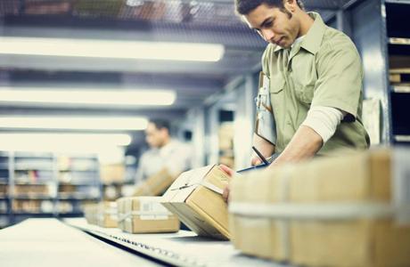 e-Commerce Fulfillment Center workers