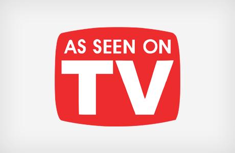 As Seen on TV logo