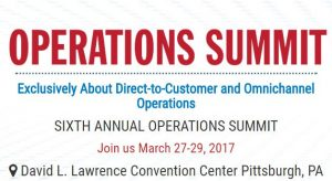 2017 Operations Summit