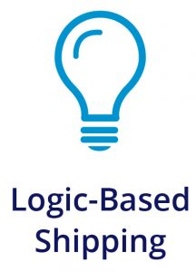 Logic-Based Shipping Icon