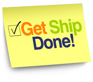 Get Ship Done