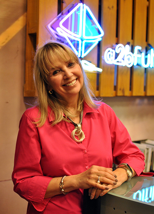 Cathy Evans