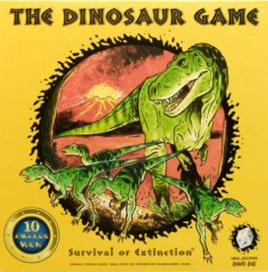 The Dinosaur Game