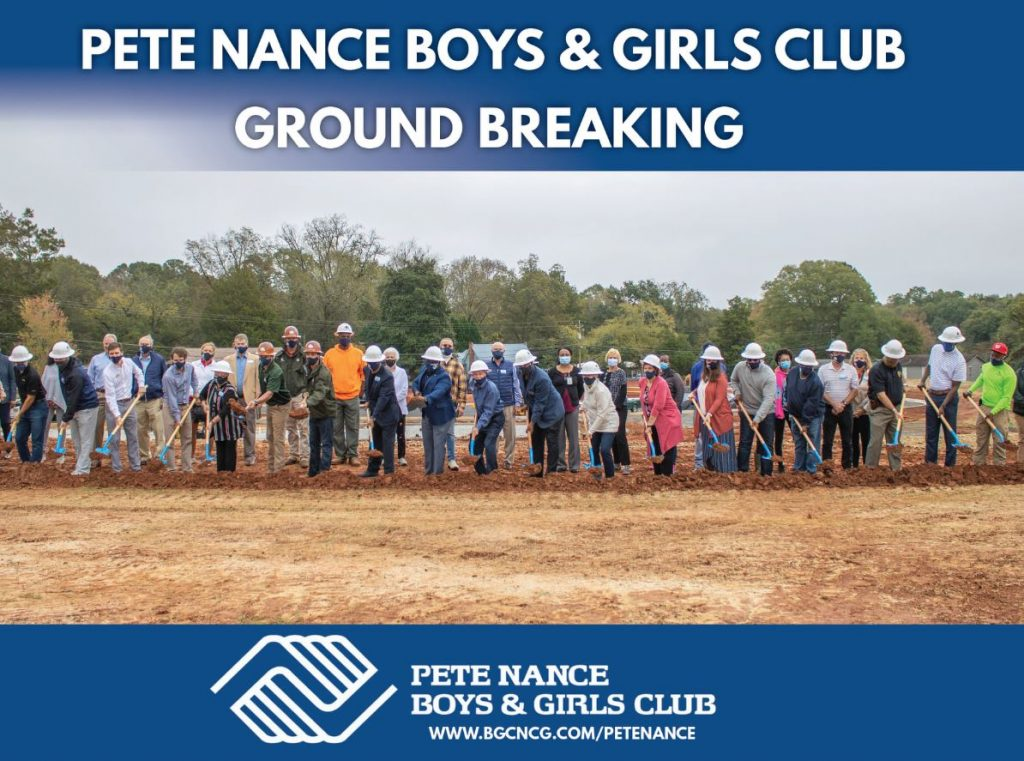 PNC Ground breaking